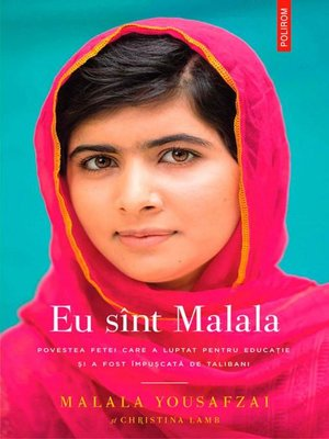 cover image of Eu sînt Malala