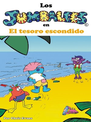 cover image of Los Jumbalees en El tesoro escondido