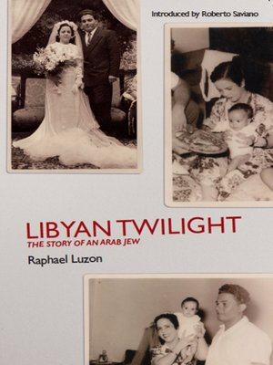 cover image of Libyan Twilight