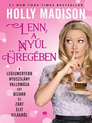 cover image of Lenn, a nyúl üregében