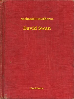 cover image of David Swan