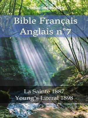 cover image of Bible Français Anglais n°7