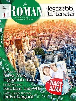 cover image of New York legszebb lánya, Reklám helyett, Derült égből