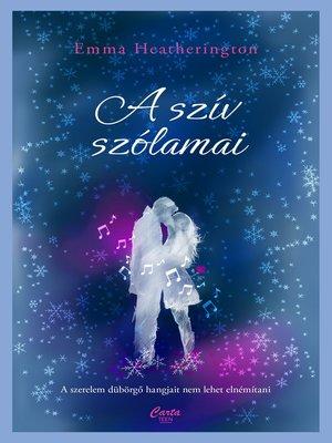 cover image of A szív szólamai