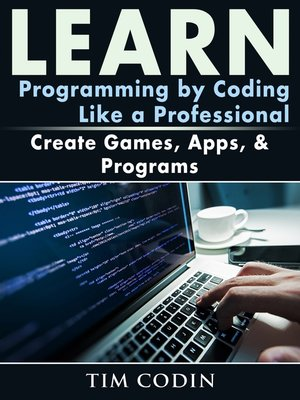 cover image of Learn Programming by Coding Like a Professional
