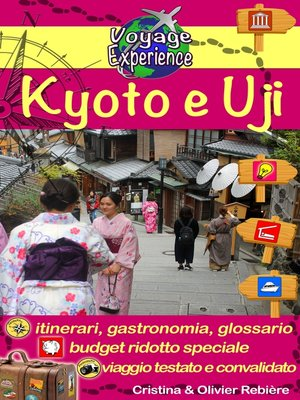 cover image of Kyoto e Uji