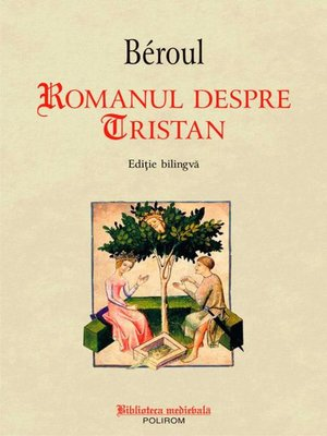 cover image of Romanul despre Tristan