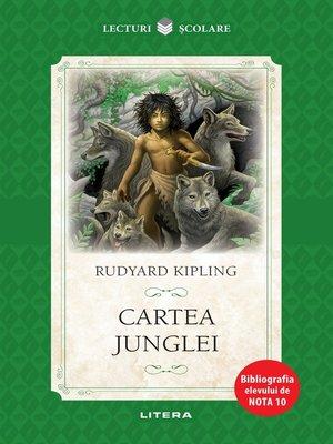 cover image of Cartea junglei