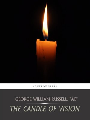 cover image of The Candle of Vision