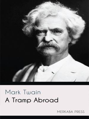 cover image of A Tramp Abroad