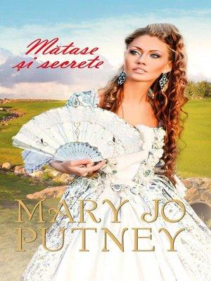 cover image of Mătase și secrete