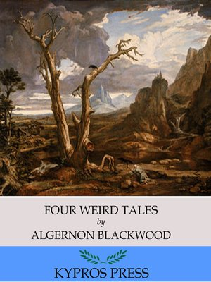 cover image of Four Weird Tales