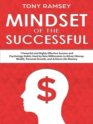cover image of Mindset of the Successful