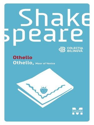 cover image of Othello / Othello, Moor of Venice (Ediție bilingvă)