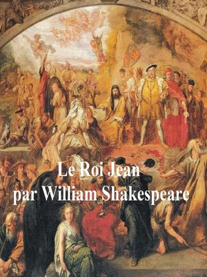 cover image of Le Roi Jean (King John in French)