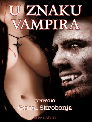 cover image of U znaku vampira