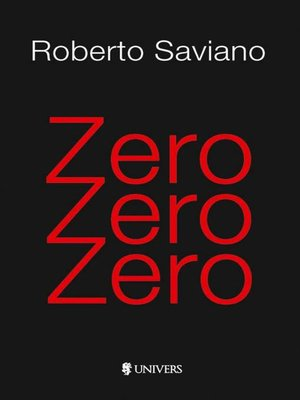 cover image of ZeroZeroZero