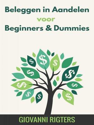 cover image of Beleggen in Aandelen voor Beginners & Dummies