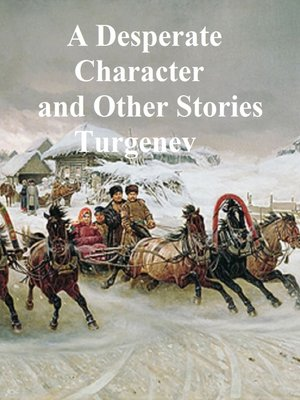 cover image of Desperate Character and Other Stories