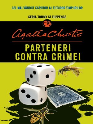cover image of Parteneri contra crimei