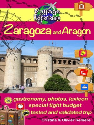 cover image of Travel eGuide: Zaragoza and Aragon