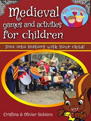 cover image of Medieval games and activities for children