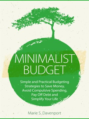 cover image of Minimalist Budget