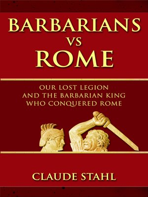 cover image of Barbarians Vs Rome