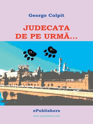 cover image of Judecata de pe urma...