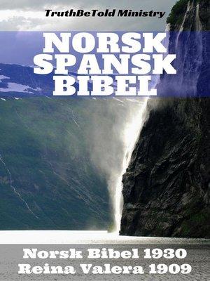 cover image of Norsk Spansk Bibel