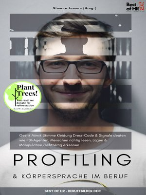 cover image of Profiling & Körpersprache im Beruf