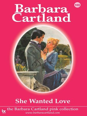 cover image of She Wanted Love