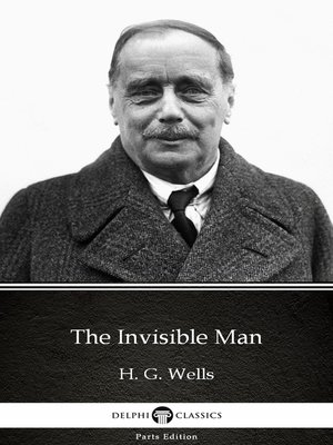 cover image of The Invisible Man by H. G. Wells