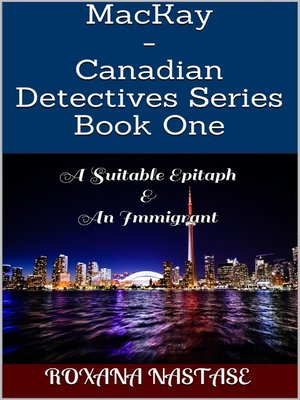 cover image of MacKay--Canadian Detectives Series Book One