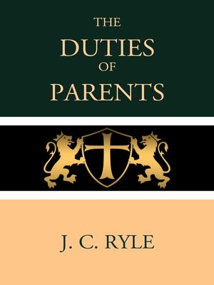 cover image of The Duties of Parents