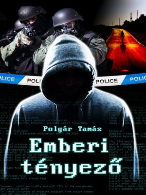 cover image of Emberi tényező