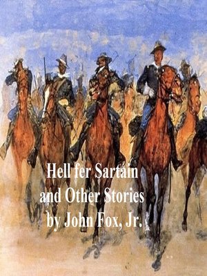 "cover image of ""Hell fer Sartain"" and Other Stories"