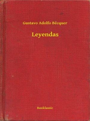 cover image of Leyendas