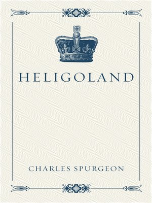 cover image of Heligoland