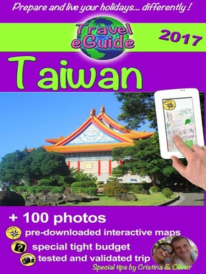 cover image of Travel eGuide: Taiwan