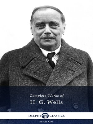 cover image of Delphi Complete Works of H. G. Wells