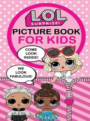 cover image of L.O.L. Surprise!