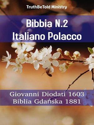 cover image of Bibbia N.2 Italiano Polacco