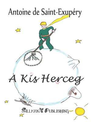 cover image of A Kis Herceg