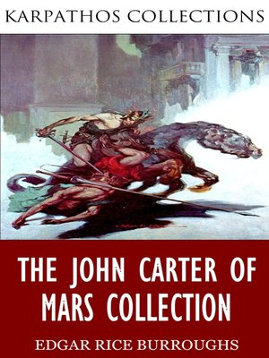 cover image of The John Carter of Mars Collection