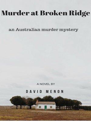 cover image of Murder at Broken Ridge