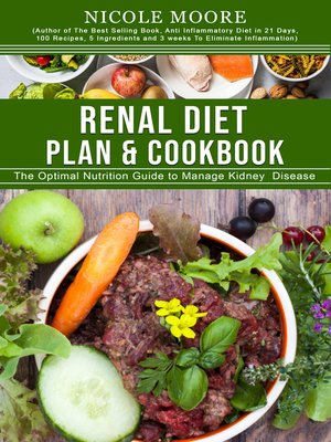 cover image of Renal Diet Plan & Cookbook