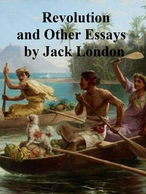 cover image of Revolution and Other Essays