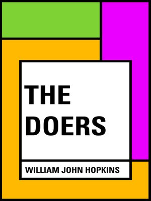 cover image of The Doers