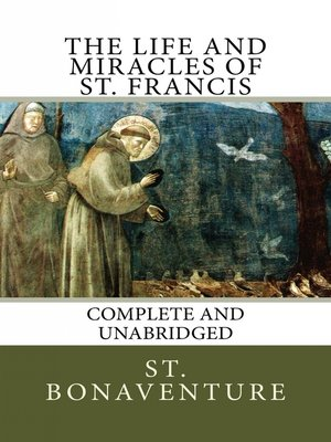 cover image of The Life and Miracles of St. Francis